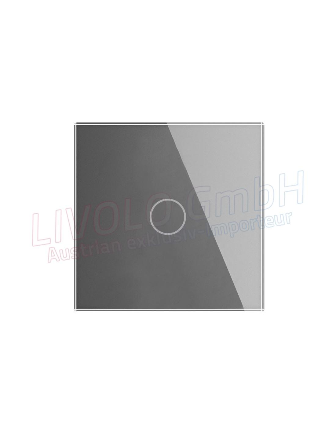 Livolo Glass Rahmen für Livolo Schalter